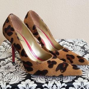 Beautiful Animal Print Heels!